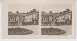 SU 004 / Photos Stéréoscopiques  - ESPAGNE - Palais Royal D'ARANJUEZ  De La Reine Christine, Chambre De La REINE - Stereoscopic