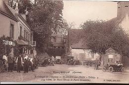 THUBEUF Auberge De L'Epine St Ouen Sur Iton  - Photographe M GROSSE - France
