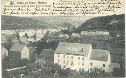 NISMES  Panorama Pris Du Jardin Du Grand Hotel De Nismes - Couvin