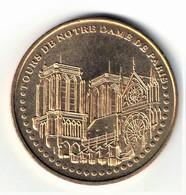 Monnaie De Paris 75.Paris - Les Tours De Notre Dame De Paris 2007. Neuve - Monnaie De Paris