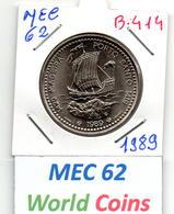 MEC 62 - / République Portugaise / Commémorative 100 Escudos 1989 / 1420 Madeira Porto Santo 1419 - PT -  B.414 - Portugal