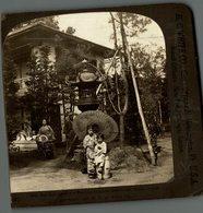 JAPON NIKKO  JAPAN  Asia Asie Fonds Victor FORBIN (1864-1947) - Lugares