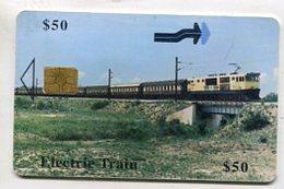 TK 04045 ZIMBABWE - Chip - Zimbabwe