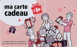 Carte Cadeau   ## Centre Commercial Lescar  ##    Gift Card, Giftcart, Carta Regalo, Cadeaukaart - Cartes Cadeaux