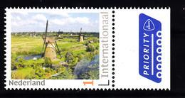 Nederland  Internationale Persoonlijke Zegel : Kinderdijk, Molen, Mill - Periode 2013-... (Willem-Alexander)
