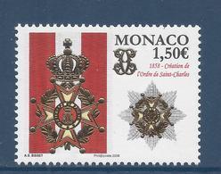 Monaco - YT N° 2642 - Neuf Sans Charnière - 2008 - Monaco