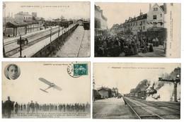 144 CP Choisies Prix De Départ 3 Euros. Lot N° 22 - Cartes Postales