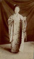 JAPAN JAPON   GEISHA  ARTHUR ULLYETT PHOTOGRAPHERS   Asia Asie Fonds Victor FORBIN (1864-1947) - Lugares