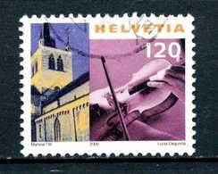 SVIZZERA - HELVETIA - Year 2000 - Viaggiato - Traveled - Voyagè - Gereist. - Svizzera