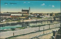 VILNIUS Vintage Postcard Wilno - Litauen
