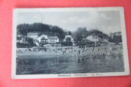Hamburg Blankenese Strandleben 1927 - Altri