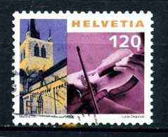 SVIZZERA - HELVETIA - Year 2000 - Viaggiato - Traveled - Voyagè - Gereist. - Usati