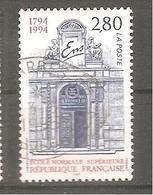 FRANCE 1994 Y T N ° 2907 Oblitéré - Frankreich