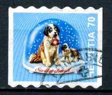 SVIZZERA - HELVETIA - Year 2001 - Viaggiato - Traveled - Voyagè - Gereist. - Svizzera