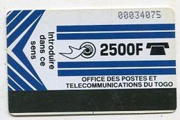 TK 04055 TOGO - Autelca - Togo