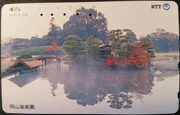 Telefonkarte Japan - Landschaft - 351-055 - Japan