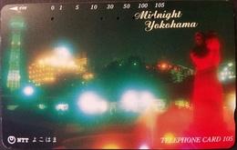 Telefonkarte Japan - Yokohama - 250-236 - Japan