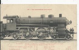 Allemagne   Locomotive    No82 - Railway