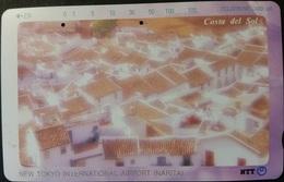 Telefonkarte Japan - Costa Del Sol - 251-137 - Japan
