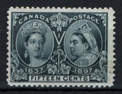Canada 1897 Y.T.46 MNH/** VF/F - 1851-1902 Regno Di Victoria