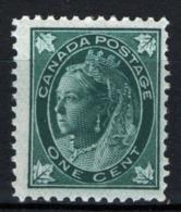 Canada 1897 Y.T.55 MNH/** VF/F - 1851-1902 Regno Di Victoria