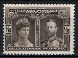 Canada 1908 Y.T.85 MNH/** VF/F - 1903-1908 Regno Di Edward VII