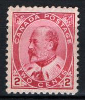Canada 1903 Y.T.79 MNH/** VF/F - 1903-1908 Règne De Edward VII