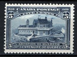Canada 1908 Y.T.88 MNH/** VF/F - 1903-1908 Regno Di Edward VII