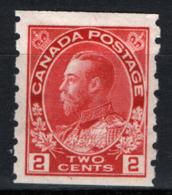 Canada 1913 Y.T.94aB MNH/** VF/F - Nuovi