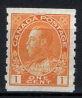 Canada 1913 Y.T.108bB MNH/** VF/F - Nuovi