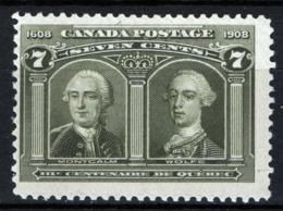 Canada 1908 Y.T.89 MNH/** VF/F - 1903-1908 Regno Di Edward VII