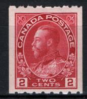 Canada 1913 Y.T.94aC MNH/** VF/F - Nuovi