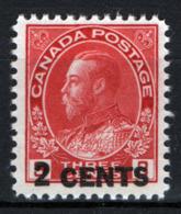 Canada 1926 Y.T.119 MNH/** VF/F - Nuovi