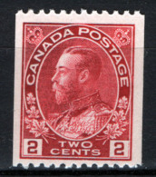 Canada 1913 Y.T.94aA MNH/** VF/F - Nuovi