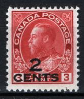 Canada 1926 Y.T.120 MNH/** VF/F - Nuovi