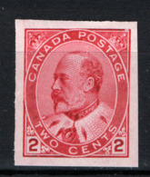 Canada 1903 Y.T.79a MNH/** VF/F - 1903-1908 Regno Di Edward VII
