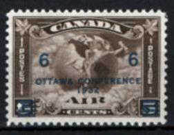Canada 1932 Posta Aerae Y.T.A4 MNH/** VF/F - Posta Aerea