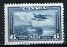 Canada 1938 Posta Aerae Y.T.A6 MNH/** VF/F - Posta Aerea