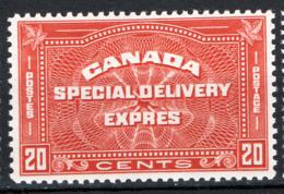Canada 1930 Espressi Y.T.Ex5 MNH/** VF/F - Espressi