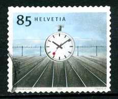 SVIZZERA - HELVETIA - Year 2003 - Viaggiato - Traveled - Voyagè - Gereist. - Svizzera