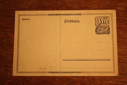 ( 2953 ) Ganzsache Deutsches Reich P  150 I *  -   Erhaltung Siehe Bild - Allemagne
