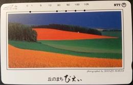Telefonkarte Japan - Landschaft - 431-145 - Japan