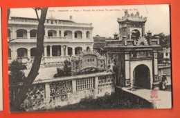 TSD-11 Prectorat Français De Annam Hué. Palace Du Prince Tu Yen-Hoa, Frère Du Roi.  Non Circulé - Vietnam