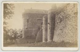 CDV 1880 J. Trésorier à Toulon . Nantes . Château De La Duchesse Anne De Bretagne . - Photos