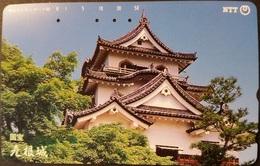 Telefonkarte Japan - Architektur - 331-445 - Japan