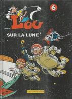 """LOU  """" SUR LA LUNE """"   -  BERCK - E.O. JANVIER 1992  JOURDAN - Zonder Classificatie"""