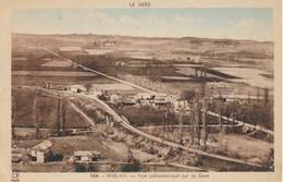 CPA - France - (32) Gers - Miélan - Vue Panoramique Sur La Gare - France