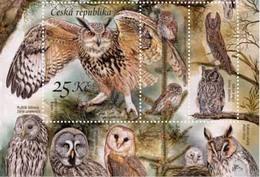 856 Czech Republic Eagle Owl 2015 - Hiboux & Chouettes