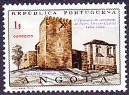 Angola 1968 - 5 Centenário Nascimento Pedro Álvares Cabral / 1$00 - MNH** - Angola