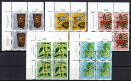Schweiz 1975 // Mi. 1062/1066 O 4er - Suisse